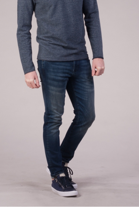 Stretch Jeans Seaham Slim-fit Dark used