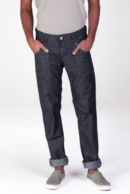 Cars Jeans Bedford voor heren Black coated