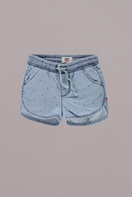 Denim Shortje Taupo Bleach used