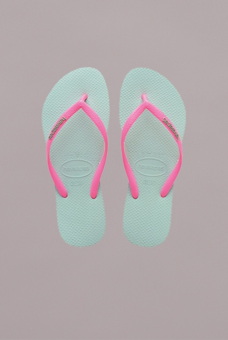 Slippers Mint