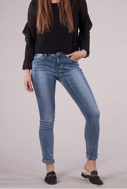 Slim-fit Jeans Jimmy Stone used