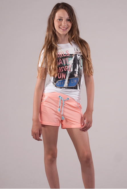 Girls have more fun shirt Jip Wit
