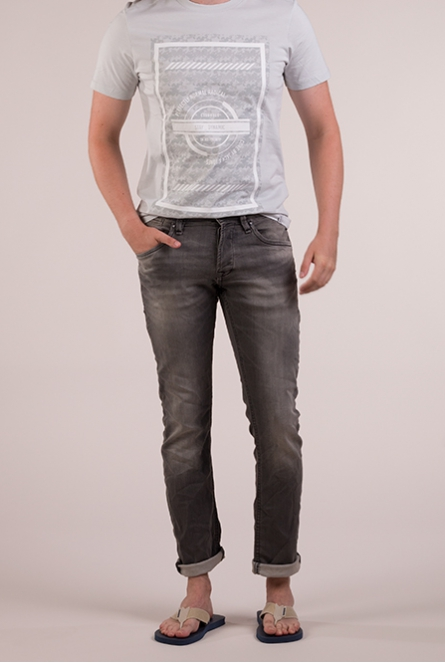 Jeans Glenn Grey denim