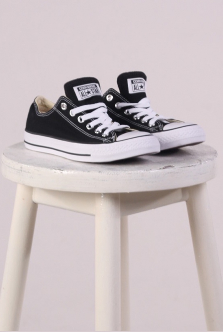 Sneakers All stars laag model  Zwart