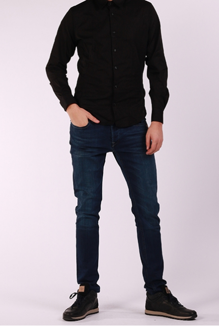 Jeans Bari slim-fit Dark used