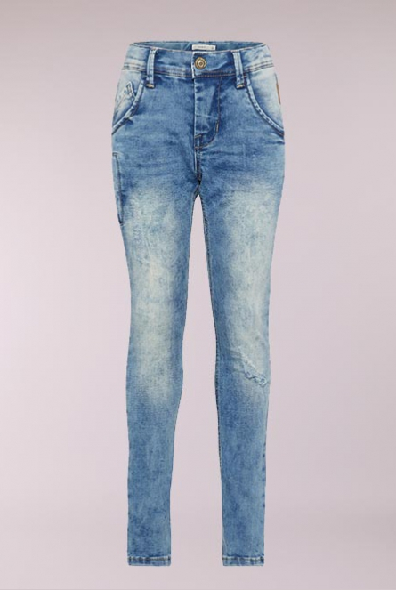 Jeans Silas Slim Fit Medium Blue Denim