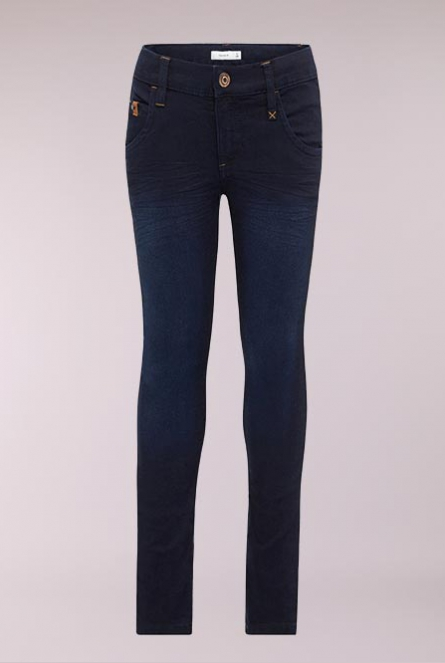Jeans Silas Slim Fit Deep Blue
