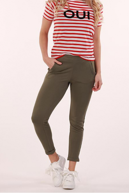 Broek Atomic Dusty Olive