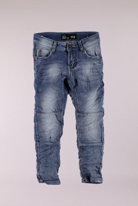 Jogg Jeans Chungwa Slim fit Bleach used