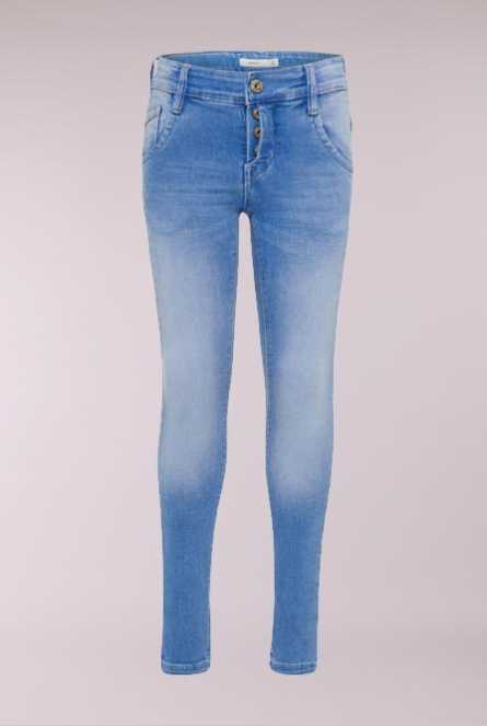 Jeans Pete Medium Blue Denim