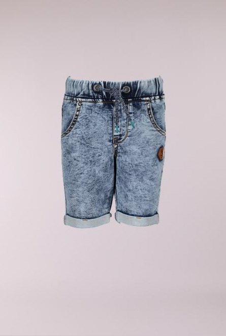 Denim Short Bleach used