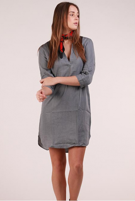 Jurk Anna Grey Denim