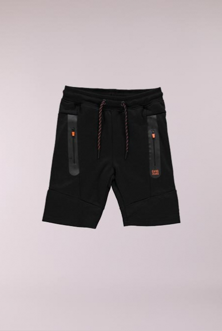 Sweat Short Roxbury Zwart