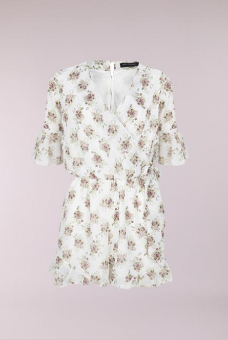 Playsuit Sigourney Wit