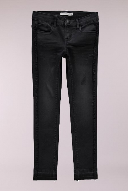 Jeans Polly Skinny fit Black Denim