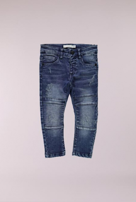 Jeans Silas Medium Blue Denim