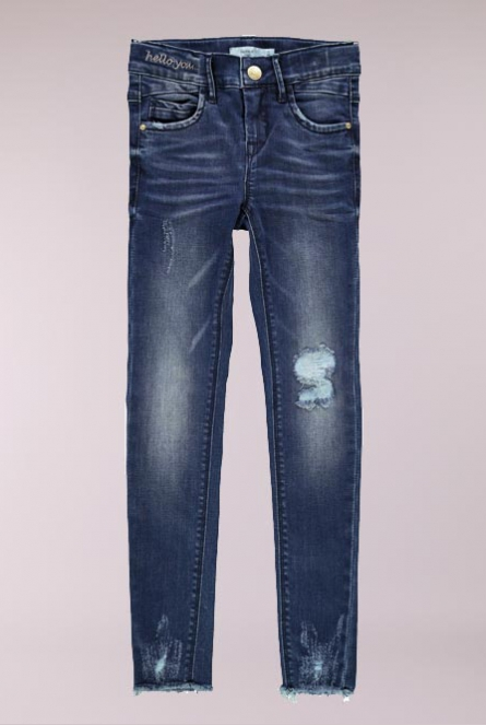 Jeans Polly Dark Blue Denim