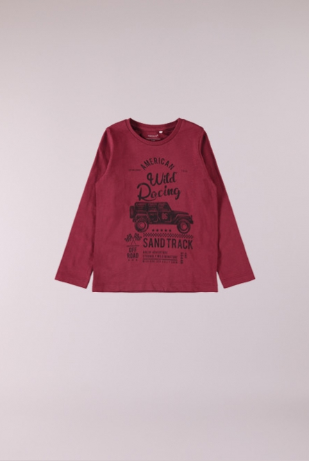 Shirtje Lau Ruby Wine