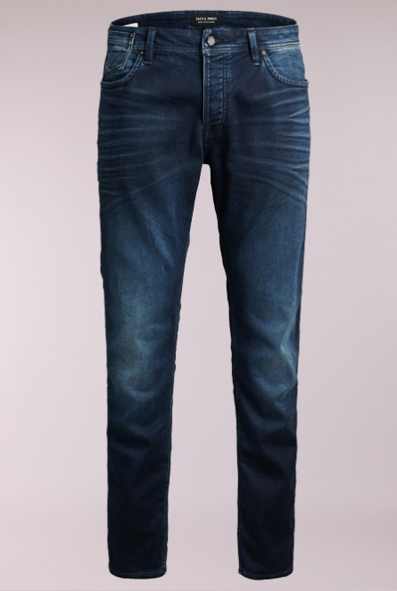 Jeans Tim Leon Slim fit Blue Denim