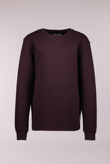 Sweater Torter Bordeaux rood