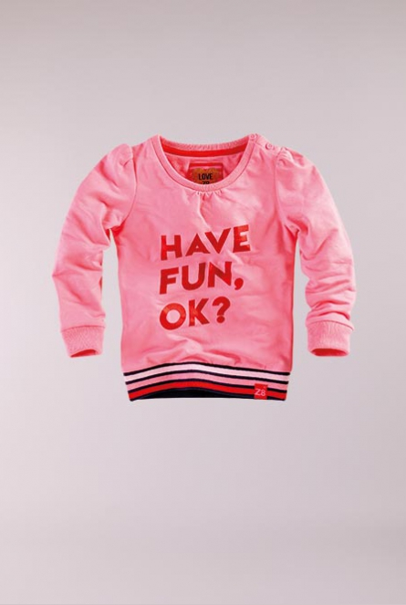 Sweater Margje Roze