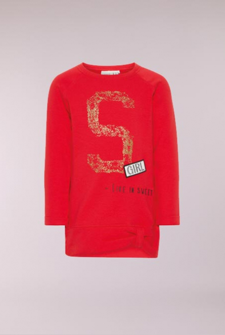 Sweater Nadges True Red