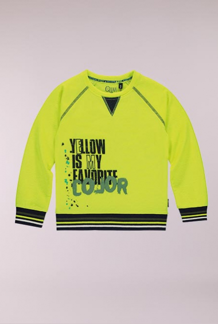 Sweater Lincon Geel