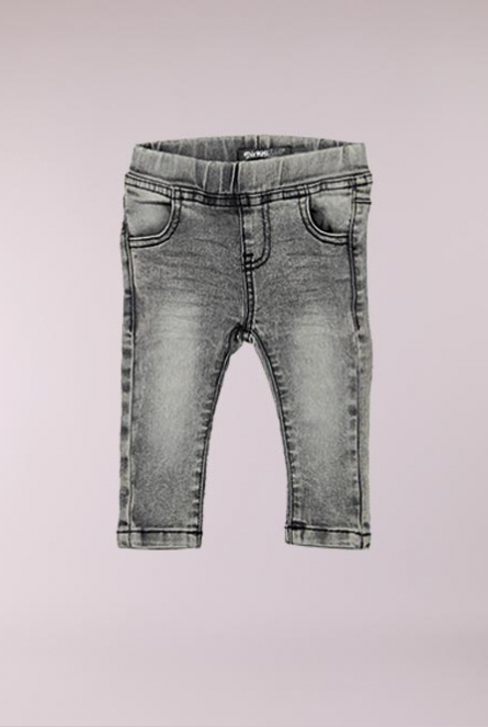 Broek Grey denim