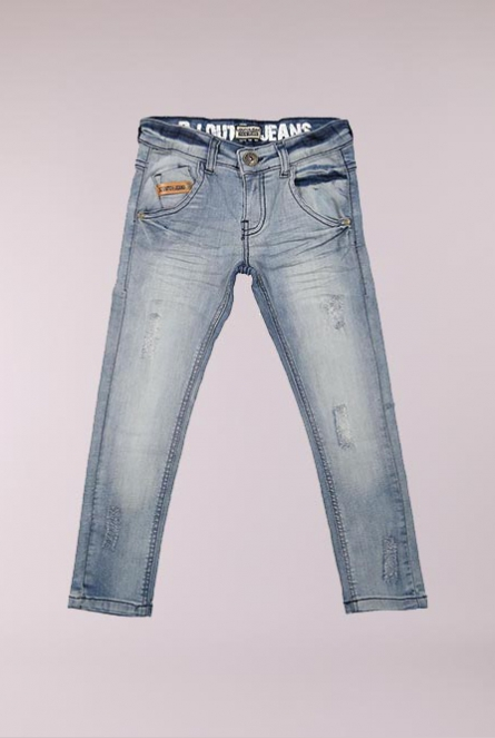 Slim-fit Jeans Stone used