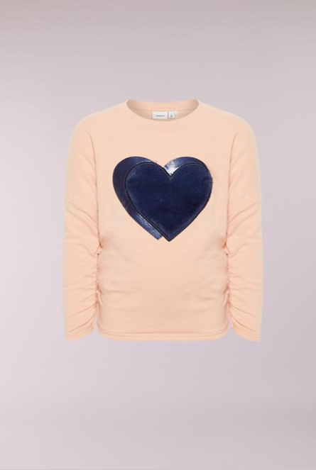 Sweater Olgine Rose Cloud