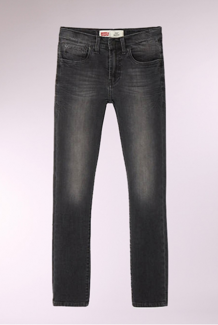 Jeans Slim fit Grey denim