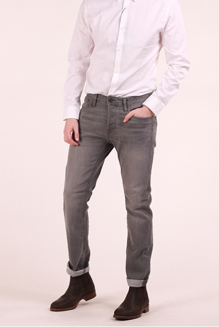 Jeans Tim original Grey Denim