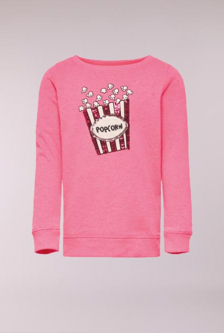 Sweater Sound Neon Pink