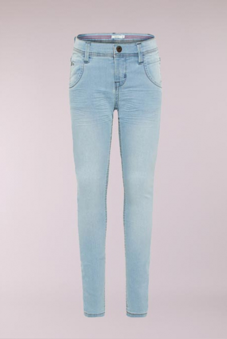 Jeans Silas Slim-fit Light Blue Denim