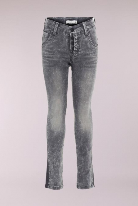 Jeans Pete Slim-fit Medium Grey Denim