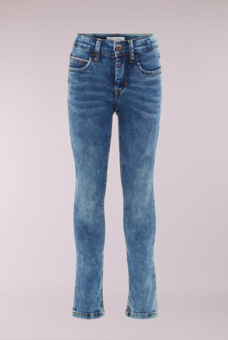 Jeans Theo Slim-fit Medium Blue Denim