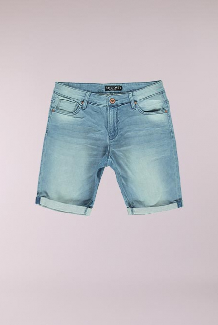 Denim Short Tucky Bleach used