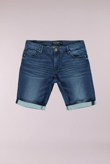 Denim Short Tucky Dark used