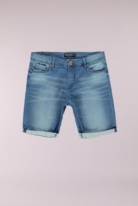 Denim Short Tucky Stone used
