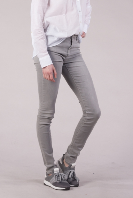 Skinny-fit Jeans Seven Grey denim