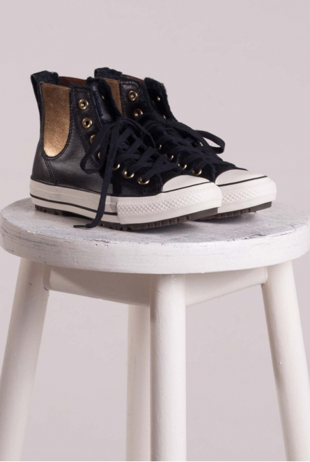 Sneakers All stars hoog model Zwart