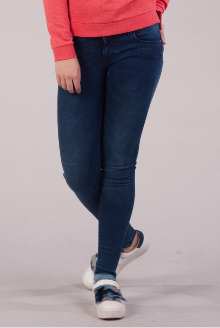 Jeans Gina Skinny Push Up Stone used