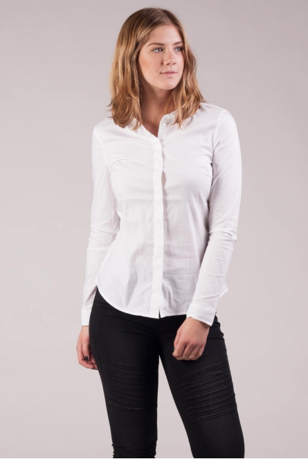 Basic Blouse Lady Wit