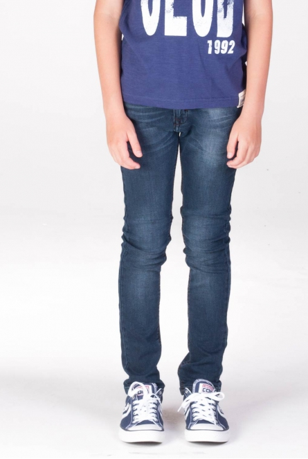 Jeans Joggy Blauw