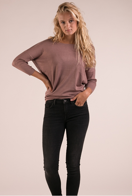 basic Shirt  Roze