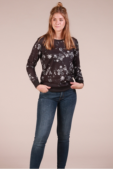 Sweater Osha Zwart