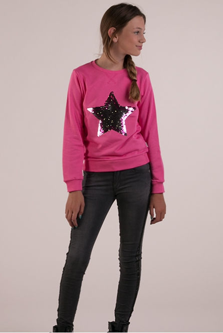 Sweater Stella Roze