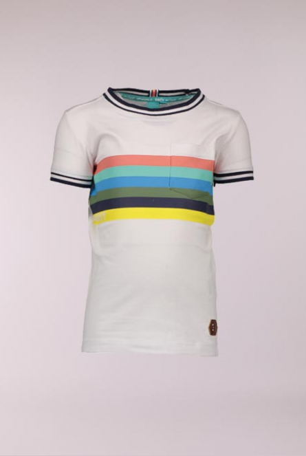 Rainbow Shirt Wit