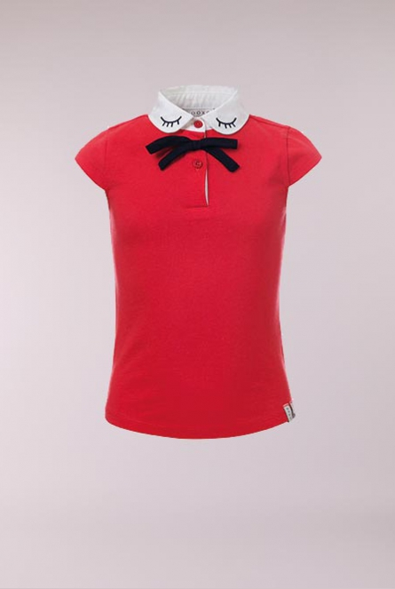 Polo Shirt Rood
