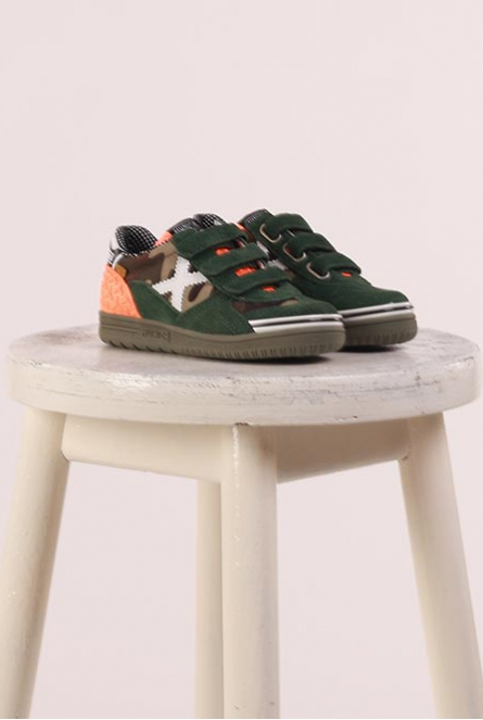 Sneakers army print Army